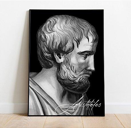 Pôster Aristóteles