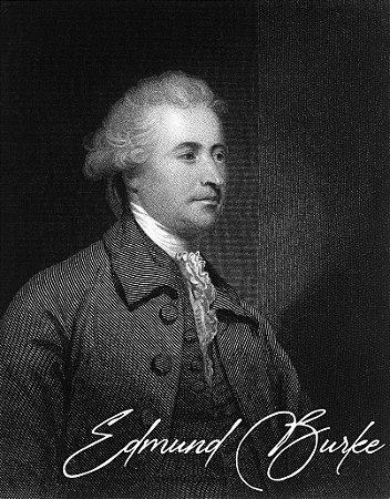 Edmund Burke  - Masculina