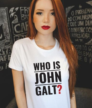 Who is John Galt? - Feminina