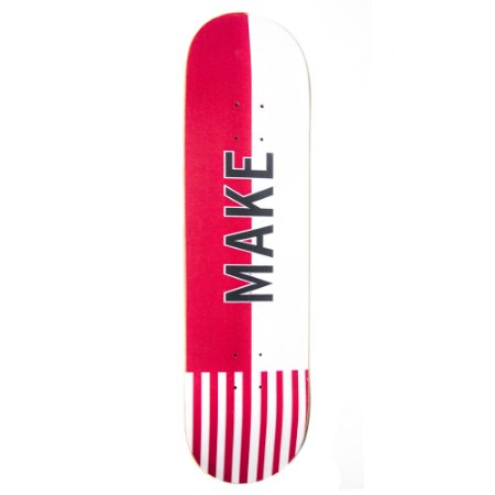 Shape Make DCL Branco/Vermelho 8.0