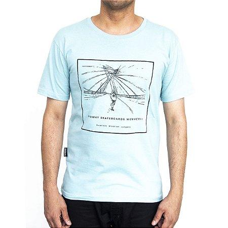 Camiseta Snoway Estaiada