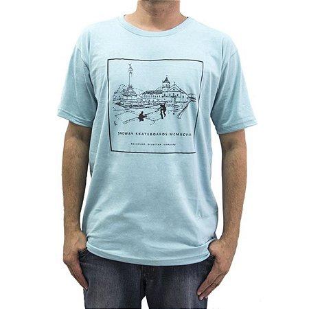 Camiseta Snoway Pátio
