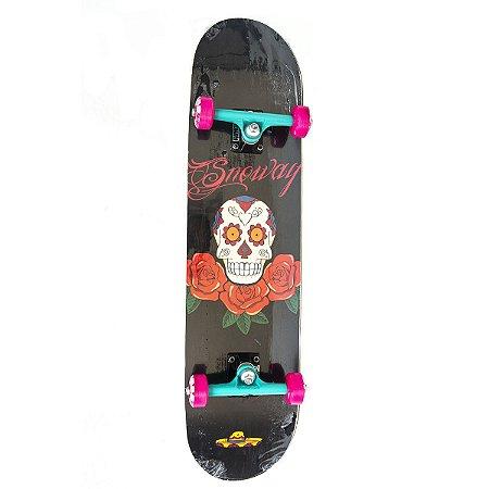 Skate Snoway Iniciante Mexico