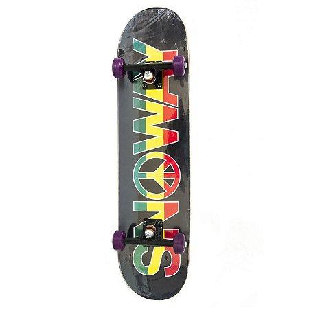 Skate Snoway Iniciante Reggae