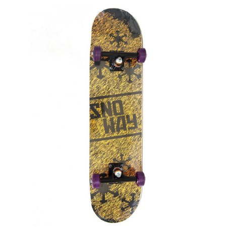 Skate Snoway Iniciante Riscado