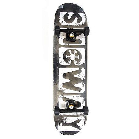 Skate Snoway Iniciante Escrito