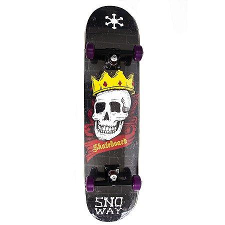 Skate Snoway Iniciante King