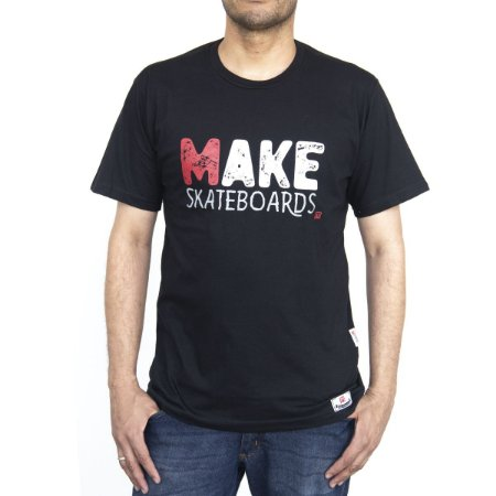Camiseta Make Logo