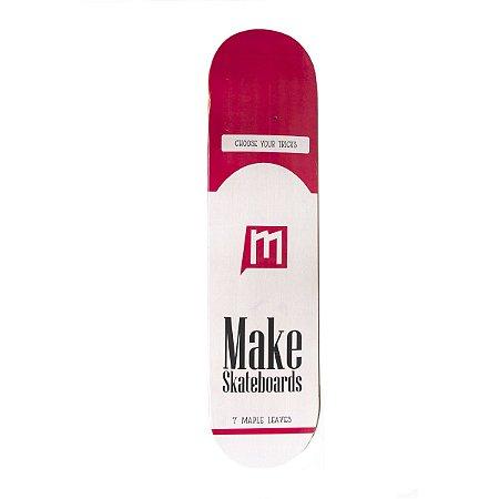 Shape Make RB Maple 8.125