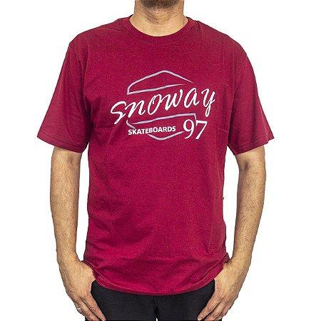 Camiseta Snoway Adventure