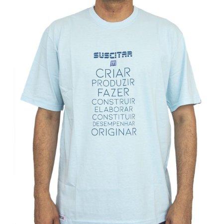 Camiseta Make SUS