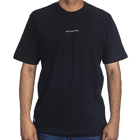 Camiseta Make Escrito