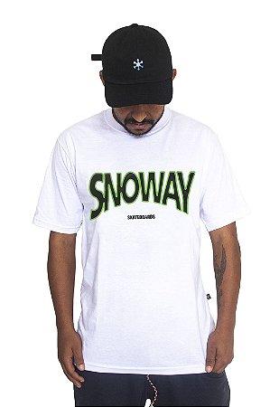 Camiseta Snoway Contorno