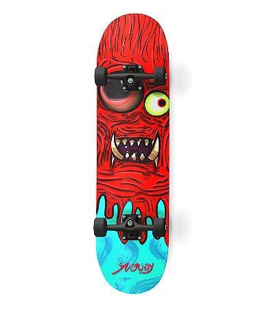 Skate Snoway Iniciante S55