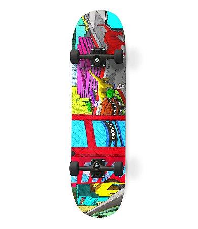 Skate Snoway Iniciante S58