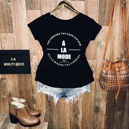 T-shirt A La Mode