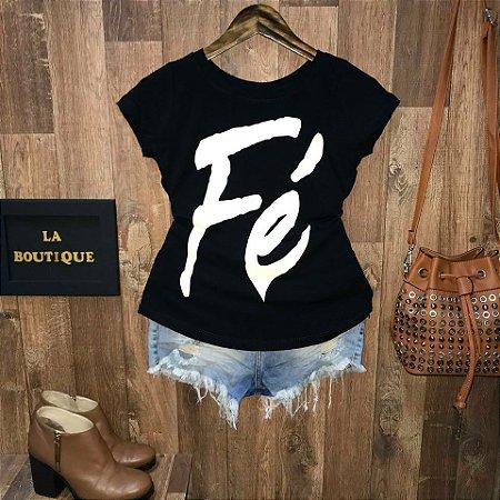 T-shirt Fé