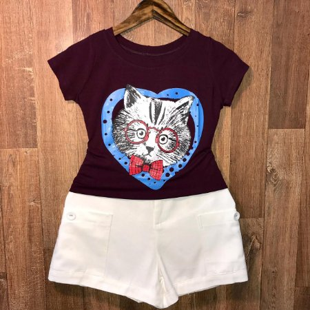 T-shirt I Love Cats