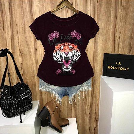 T-shirt La Joie Tiger
