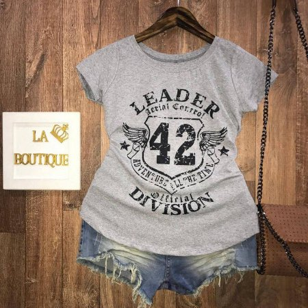 T-shirt Leader Division