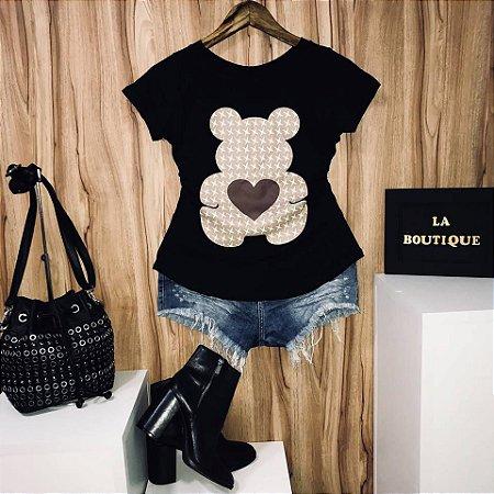 T-shirt Ursinho Carinhoso