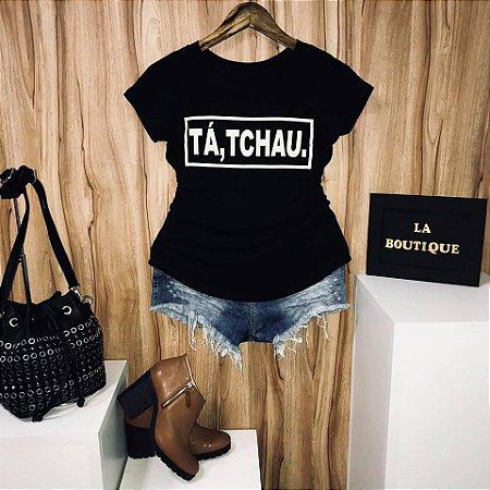 T-shirt Tá Tchau