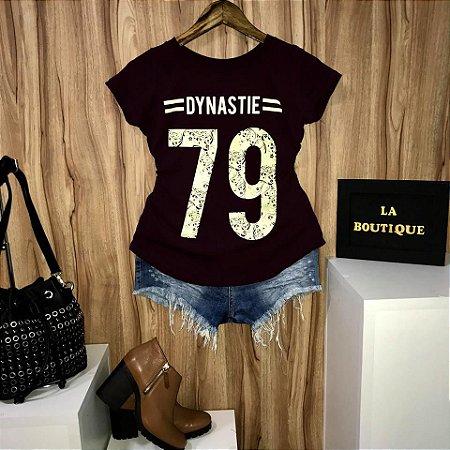 T-shirt Dynastie 79