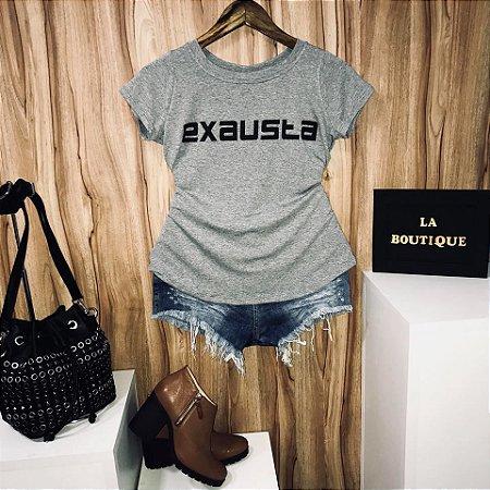 T-shirt Exausta