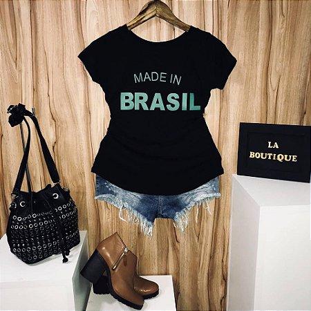 T-shirt Made in Brasil