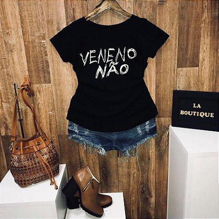 T-shirt Veneno Não