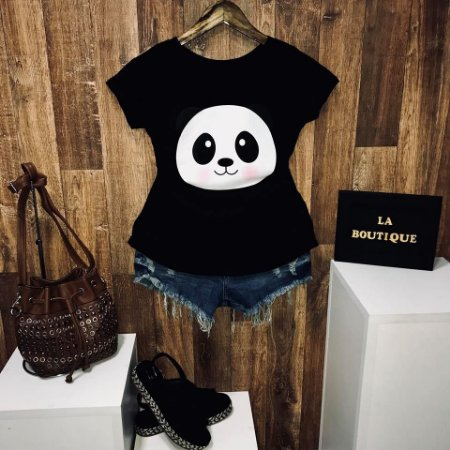 T-shirt Happy Panda