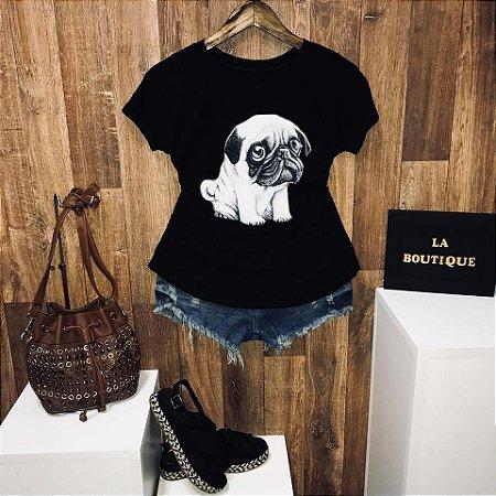 T-shirt The Pug
