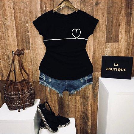 T-shirt Infinity Heart