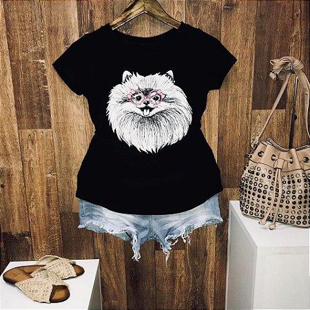 T-shirt Lulu da Pomerânia
