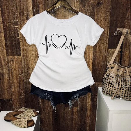 T-shirt My Heart Beats