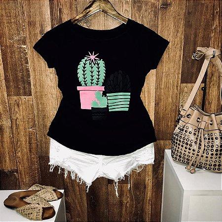 T-shirt Family 3 Cactus