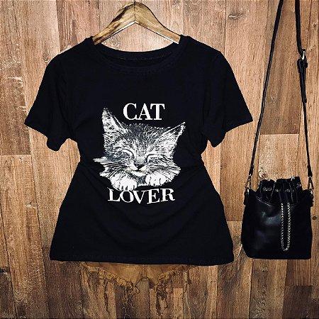 Camiseta Cat Lover