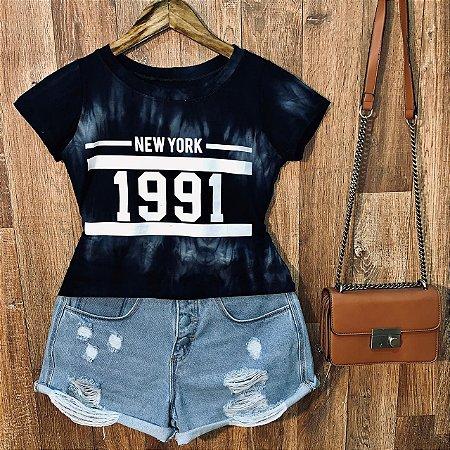 T-shirt Tie Dye New York 1991