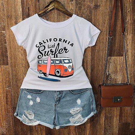 T-shirt California Best Surfer