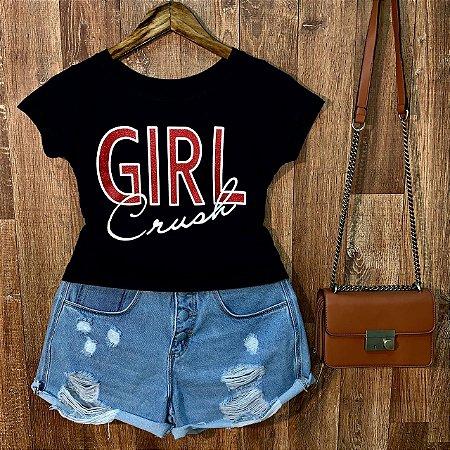 T-shirt Girl Crush