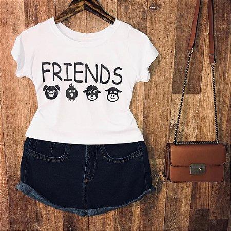 T-shirt Zoo Friends