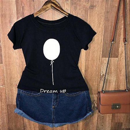 T-shirt Bexiga Dream Up com Brilho