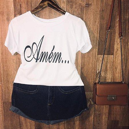 Camiseta Amém