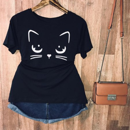 Camiseta Loving Cat
