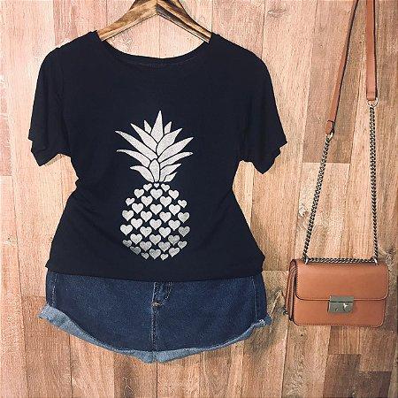 Camiseta Adoro Abacaxi