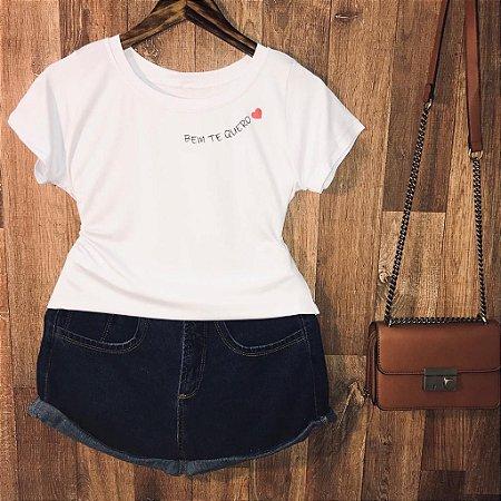 T-shirt Bem te Quero