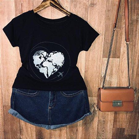 T-shirt  Love For Travel