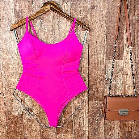 Body Alcinha Basic Pink