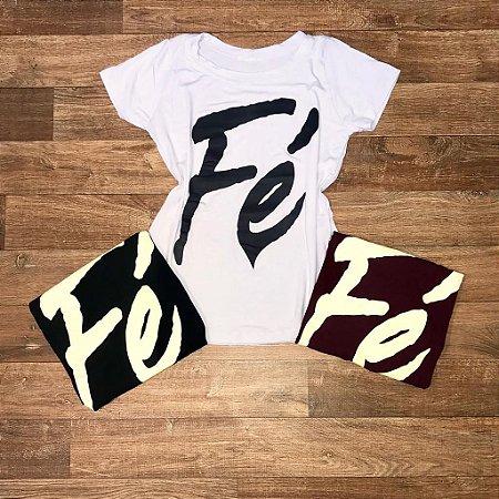 T-shirt Fé Top