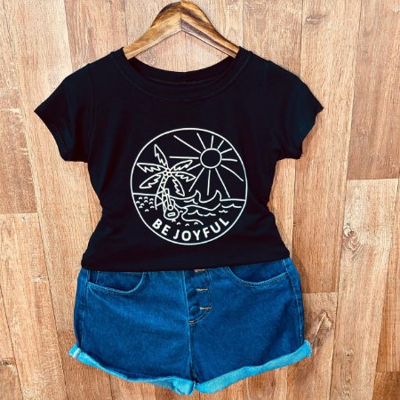 T-shirt Be Joy Ful